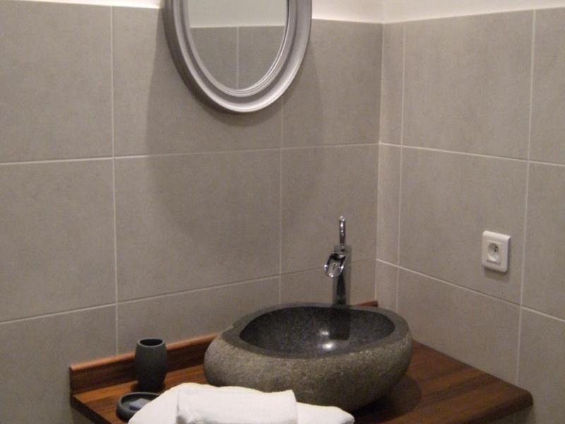 Chambre 2- Salle de bain